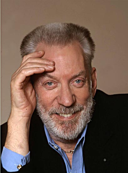 Donald Sutherland - Picture Colection