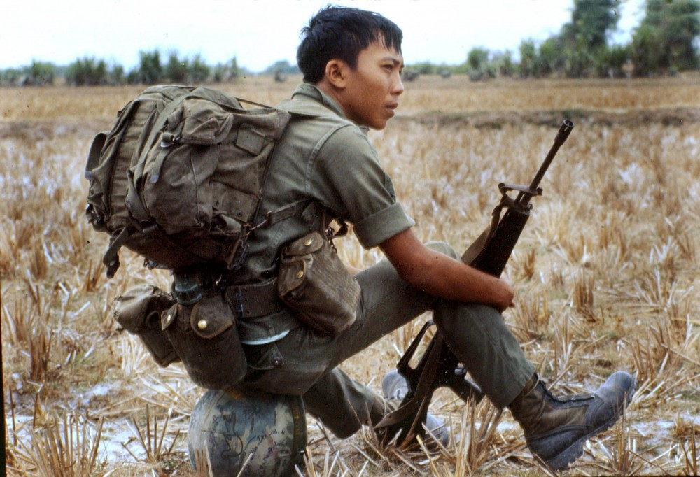 Canadas involvement in the vietnam war